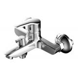 Смарт-Лайф смеситель для ванны/душа, керамический переключатель, с аксессуарами, хром