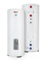 Электрические накопительные комбинированные водонагреватели большого объема