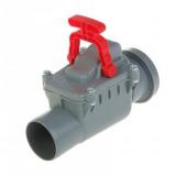 Обратный клапан внутренняя канализация
