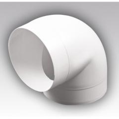 Колено круглое угол 90 D125
