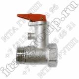 """Обратный клапан для водонагревателя 1/2"""" 6 бар.(0.6 МПа)"""