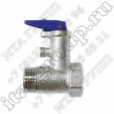"""Обратный клапан водонагревателя 1/2""""  8 бар.(0.8 МПа)"""