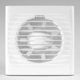 OPTIMA 5C, Вентилятор осевой вытяжной с обратным клапаном D 125