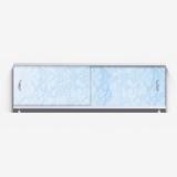 "Экран под ванну 1,5 м ""Классик"" , светло-голубой мрамор"