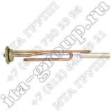 Нагревательный элемент (ТЭН) тип RСT 2,5 кВт; анод М6; прокладка