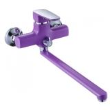 Смеситель д/в DORON D 2112V (фиолетовый)