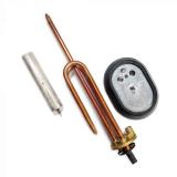 Нагревательный элемент RCA 1,5 кВт с анодом М5 на фланце 30716Ф