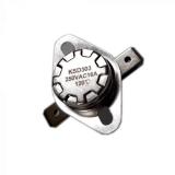 Биметаллический термостат KSD303 120°C 316120