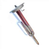 Нагревательный элемент мощностью 1,5 кВт RZL, диаметр фланца 92 мм, контакты папа 3401912