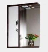 Зеркало Клаудия 65 см (шкаф слева)