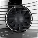 SILENT 4C Chrome, Вентилятор осевой вытяжной с обратным клапаном D 100, декоративный