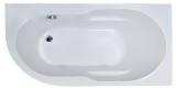 Ванна акриловая Royal Bath Azur RB 614200 140 см L/R