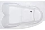 Ванна акриловая Royal Bath Shakespeare RB 652100 170 с каркасом