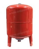 Бак расширительный 80л для отопления (вертикальный)