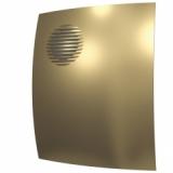 Вентилятор D100 PARUS 4С CHAMPAGNE  с обратным клапаном