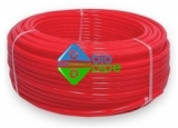 PE-RT-труба 20х2,0 (100) красный Biopipe