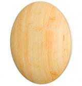 12,5DW pine,, Анемостат приточно-вытяжной регулируемый для бань и саун, с фланцем D125 (СОСНА)