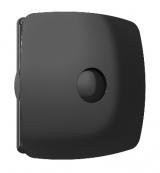 RIO 4C Obsidian, Вентилятор осевой вытяжной с обратным клапаном D 98, декоративный