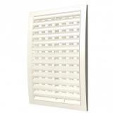 1825РРПН Ivory, Решетка наружная ASA вентиляционная регулируемая 180x250