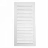Решетка вентиляционная Awenta TRU12, 150х310 мм, цвет белый
