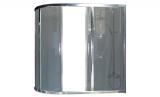 Душевая штора Royal Bath Azur 150-G  (стекло серое)