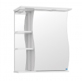 Зеркало-шкаф Волна 500  (700*500*154)