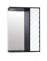 Агат зеркало-шкаф 600/С ЛЕВ(700*600*154)