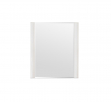 Лотос зеркало  600 Белый