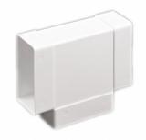 Тройник Т-образный пластиковый 60х120