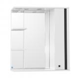 Флокс зеркало-шкаф  750/С  (800*750*200)