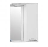 Жасмин зеркало-шкаф 600 (700*600*154)
