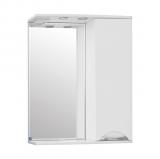 Жасмин зеркало-шкаф 650/С (700*650*154)