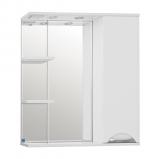 Жасмин зеркало-шкаф 750/С (700*750*154)