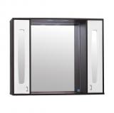 Магнолия зеркало-шкаф  900/С  (730*900*234)
