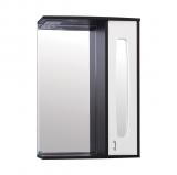 Магнолия зеркало-шкаф  600/С  (730*600*234)