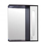 Магнолия зеркало-шкаф  650/С  (730*650*234)