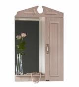 Зеркало Капри 65 см (шкаф справа)
