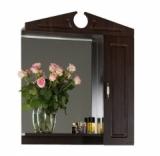 Зеркало Капри 75 см (шкаф справа)
