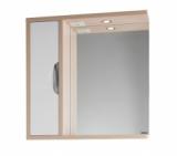 Зеркало Габи 75 см (шкаф слева)