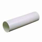 Воздуховод круглый D150, L=0.5м ПВХ