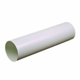 Воздуховод круглый D150, L=1.5м ПВХ