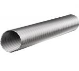 Канал вентиляционный нержавеющий стальной ф100 (1,5м)