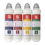 Нева Умягчение модульный проточный фильтр для очистки воды