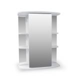 Зеркало-шкаф Лира 550