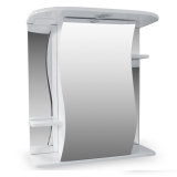 Зеркало-шкаф Лилия 550-с