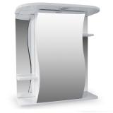 Зеркало-шкаф Лилия 650-свет