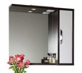 Зеркало Клаудия 75 см (шкаф справа)