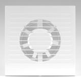 A 6S C, Вентилятор осевой вытяжной c антимоскитной сеткой, обратным клапаном D 150