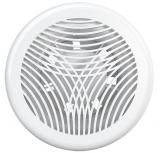 RW 4S C, Вентилятор осевой вытяжной c антимоскитной сеткой, обратным клапаном D 100