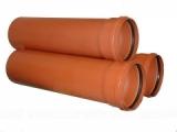 Труба для наружней канализации из ПП Ø110*3,2*1000 мм